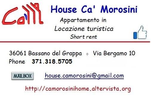 Appartamento House Ca' Morosini